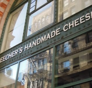 The Cellar at Beecher's Handmade Cheese