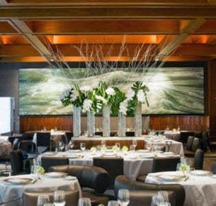 The Lounge at Le Bernardin