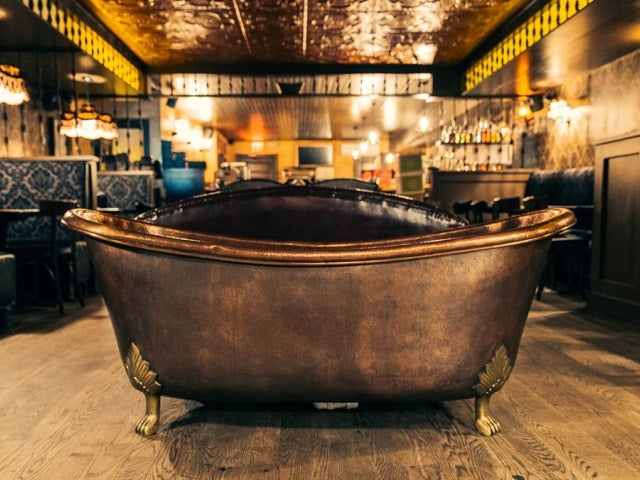 Bathtub Gin Amp Co In Seattle Reviews Address World S