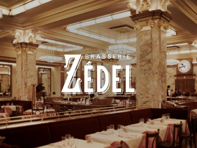 Bar Américain at Brasserie Zedel