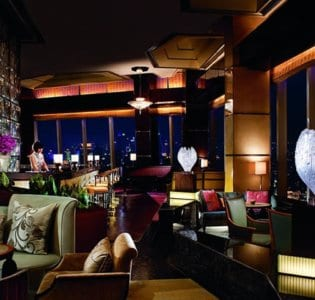 Aura Lounge & Jazz Bar @ The Ritz Carlton Shanghai Pudong