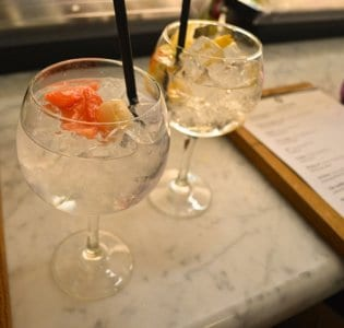 The Gin & Tonic Bar at Foodhallen