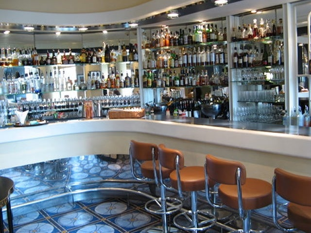 American Bar @ The Savoy Hotel