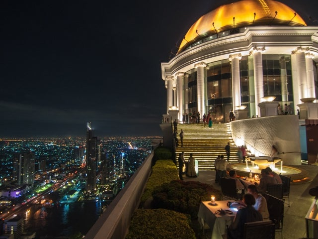 Sirocco In Bangkok Reviews Address World S Best Bars