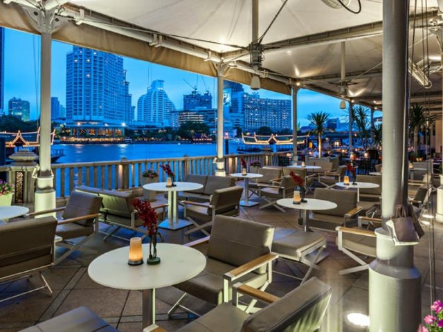 The River Bar at The Peninsula Bangkok
