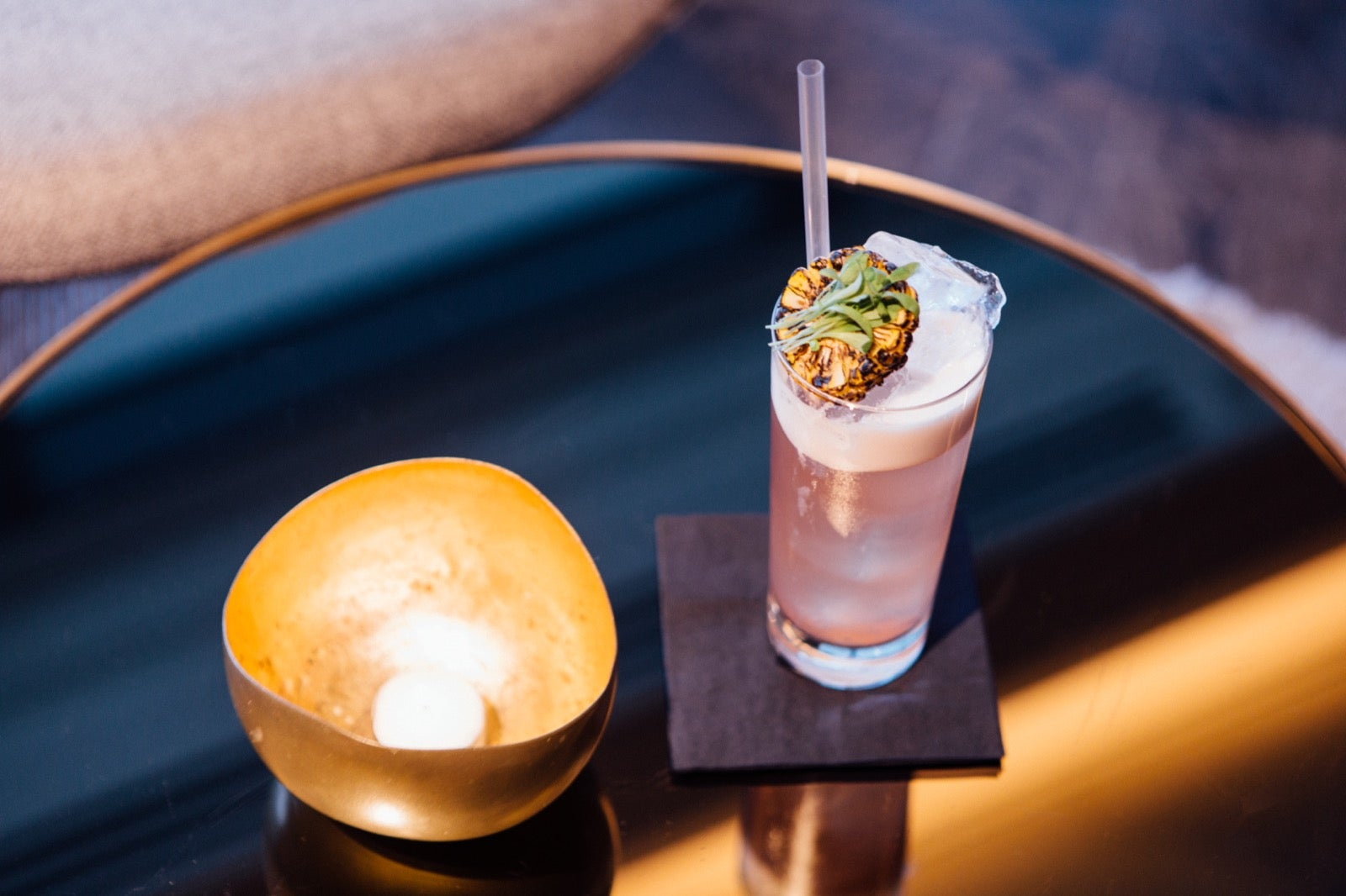 Dandelyan Bar on London's South Bank reveals new floral-inspired menu