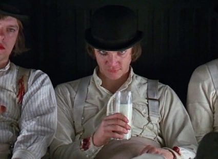 Moloko Plus A Clockwork Orange