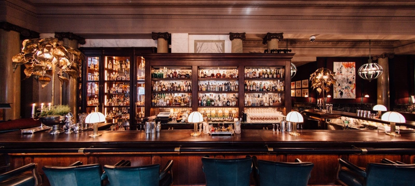 Scarfes Bar at the Rosewood Hotel