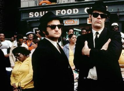 orange whip the blues brothers