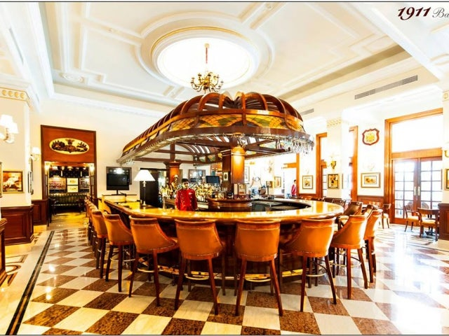 1911 Bar @ The Imperial India