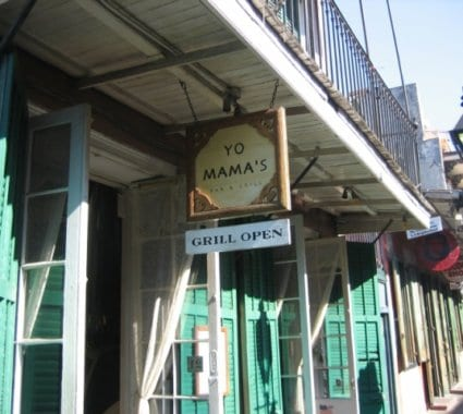 Yo Mama's in New Orleans