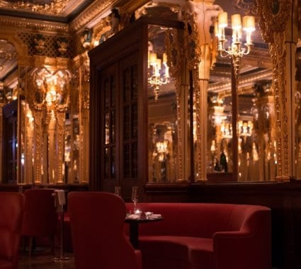 Oscar Wilde Bar at Café Royal