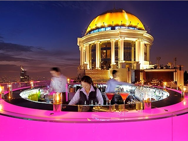 Sky Bar at the Lebua Hotel
