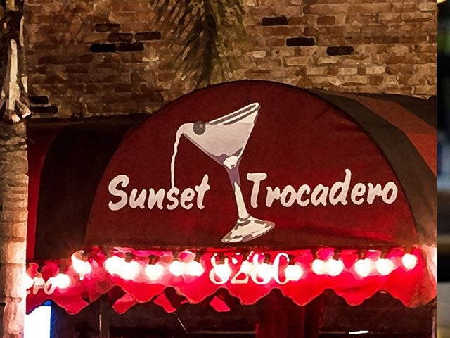 Sunset Trocadero Lounge