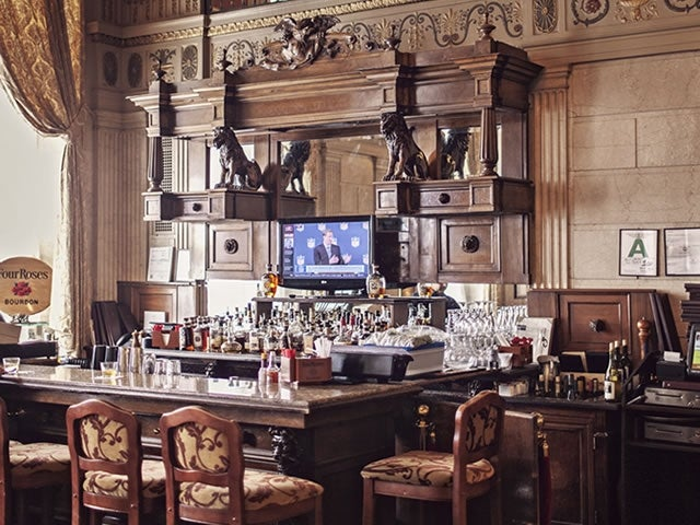 Brown Hotel Bar