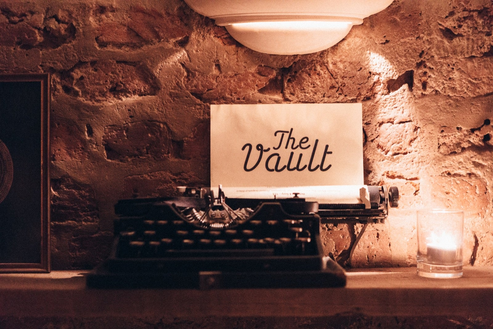 Must try: Free Fall cocktail at The Vault
