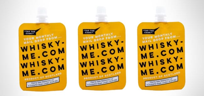 Whisky-Me: bringing the distillery to your door