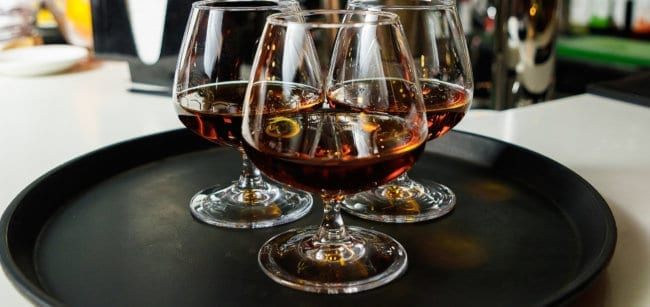 a toast to courvoisier