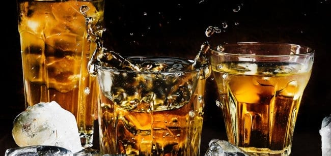 How to drink Drambuie