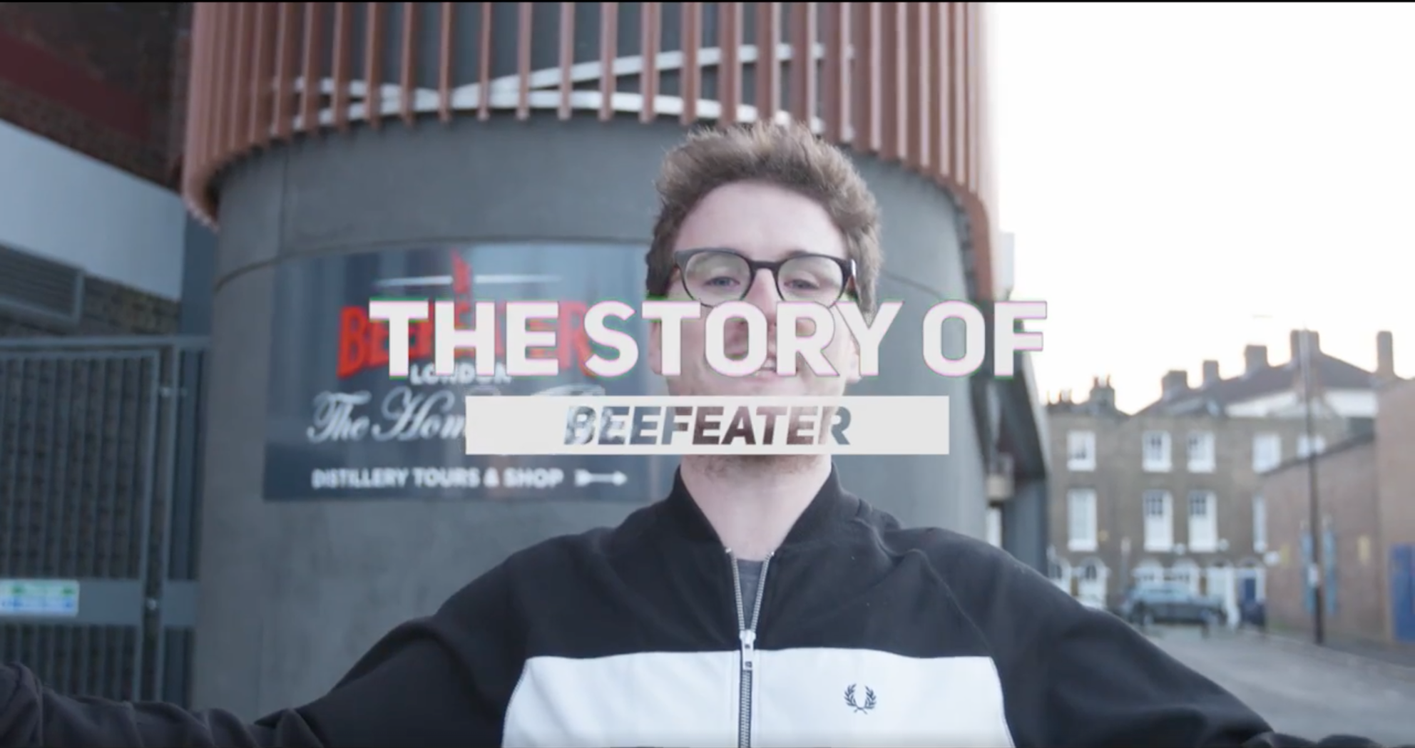 The story of Beefeater - Paul Taylor