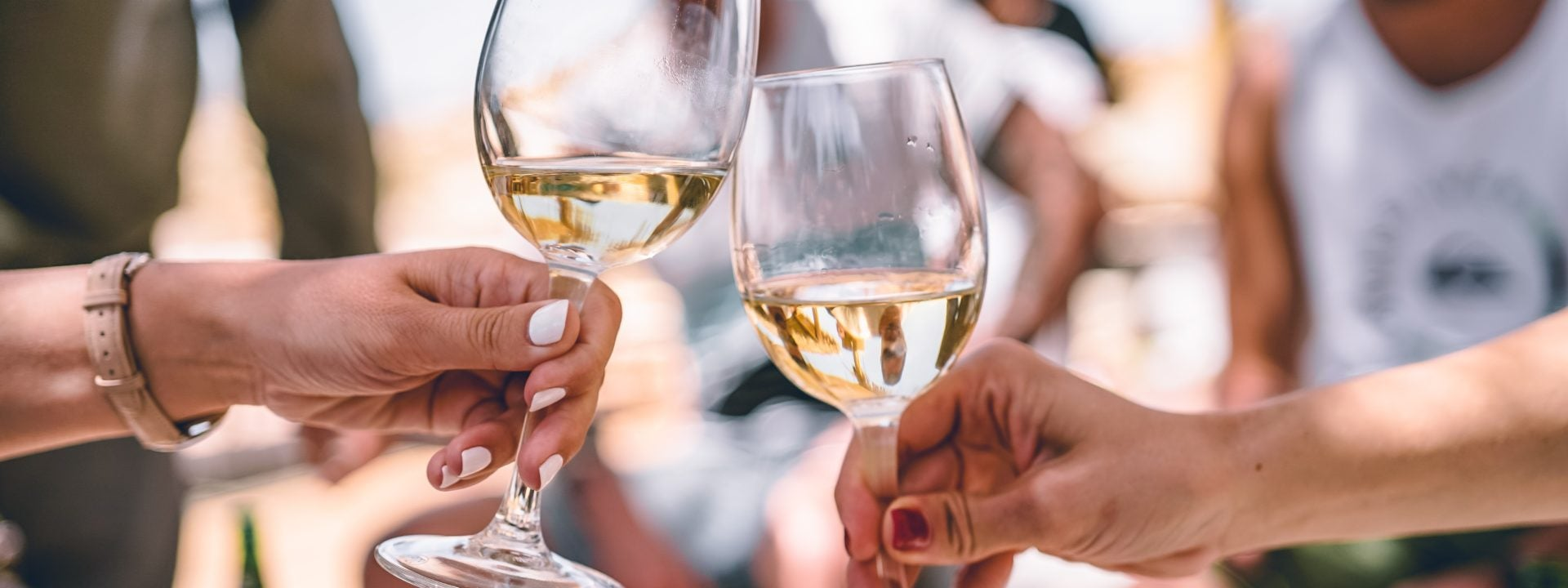 Tired of red, white and rosé? Discover the whole rainbow of wines!