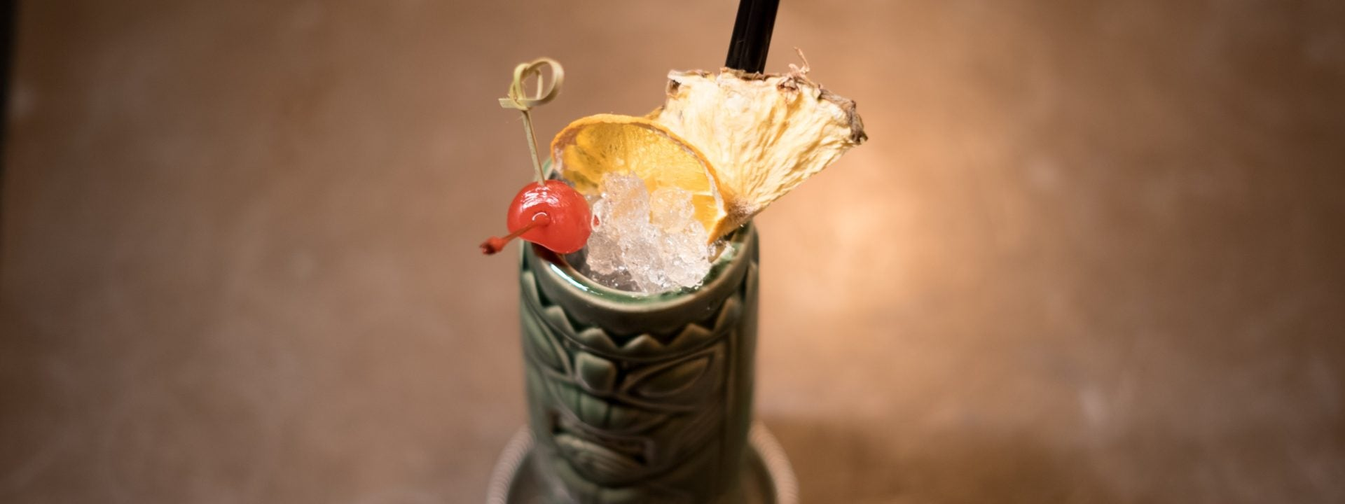 Tiki vs. tropical: a tale of two cocktails