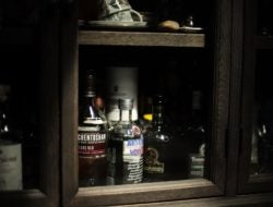 Top tips for storing your alcohol