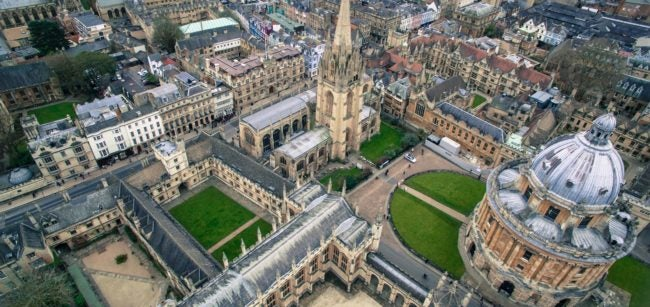 Oxford inspires: historic pubs and cutting-edge cocktails