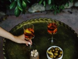 From the apothecary to the bar: discovering the world of bitter aperitifs