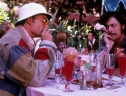 The true story of the Singapore Sling, Fear and Loathing's most iconic guest star