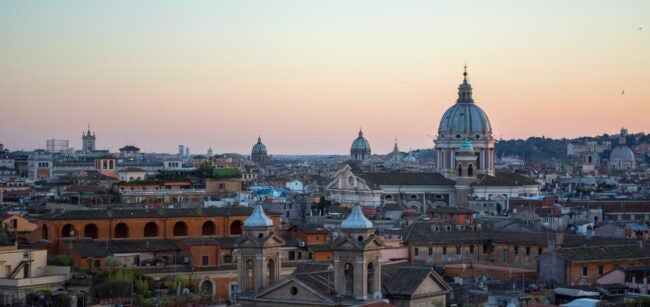 """On an evening in Roma"" – 5 must-visit bars in Rome for a date night to remember"