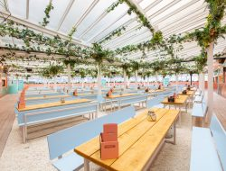 Outdoor bars london WBB - credits Pergola Paddington