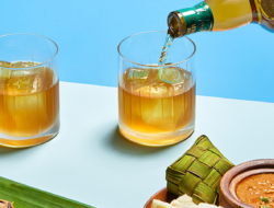 The Glenlivet 12 whisky paired with chicken satay